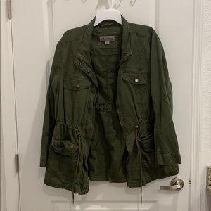 Army Jacket - Plus Size